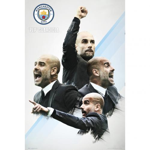 Poster Manchester City 236630