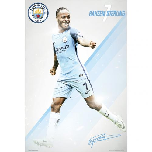 Poster Manchester City 236632