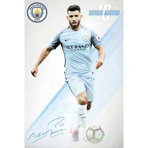 Poster Manchester City 236633