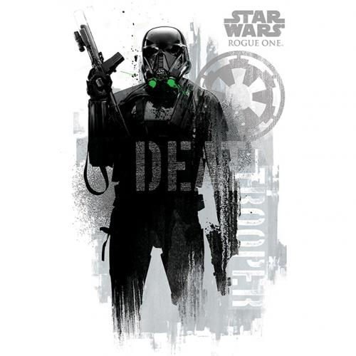 Poster Star Wars Rogue One Death Trooper 239
