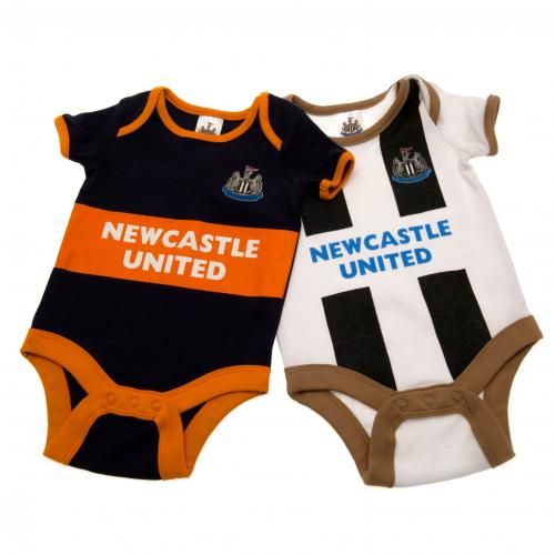 Set Body da bebé Newcastle United FC