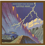 Vinile Little Feat - Feats Don't Fail Me Now