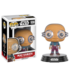 Funko - Pop! Star Wars - Maz Kanata (Bobble-Head)