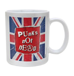Punks Not Dead (Tazza)