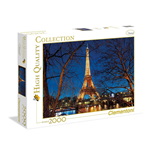 Puzzle 2000 Pz - High Quality Collection - Paris