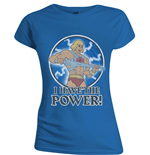 HE-MAN - Masters Of The Universe - I Have The Power (T-SHIRT Donna )