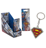 Dc Comics - Superman - Portachiavi In Metallo