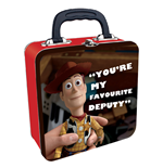 Valigetta Metallica Disney Favourites - Toy Story Square Favourite Deputy