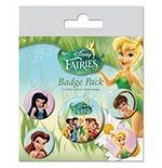 Disney Fairies - Characters (Pin Badge Pack)