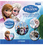 Frozen (Pin Badge Pack)