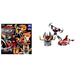 Goldrake E Grande Mazinga Super Figure Collection Set (Set 3 Soggetti Altezza 7/10 Cm)