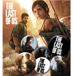 Last Of Us (The) - Ellie & Joel (Badge Pack)