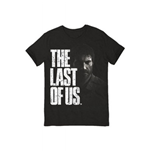 Last Of Us (THE) - Black (T-SHIRT Unisex )