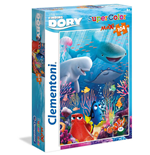 Puzzle Maxi 104 Pz - Alla Ricerca Di Dory - There's Always A Way