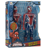 Ultimate Spider-Man - 2 Walkie Talkie A Forma Di Spider-Man