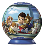 Paw Patrol Puzzle 3D Ball