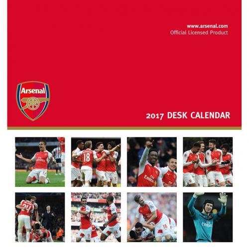 Arsenal Calendario.Calendario 2017 Arsenal F C