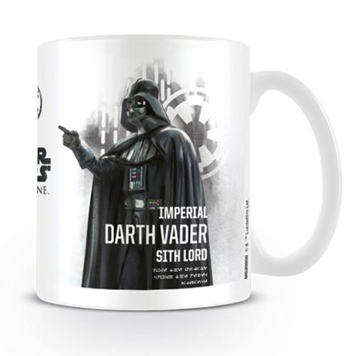 Tazza Star Wars Rogue One Darth Vader