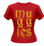 Harry Potter - Muggles (T-SHIRT Donna )