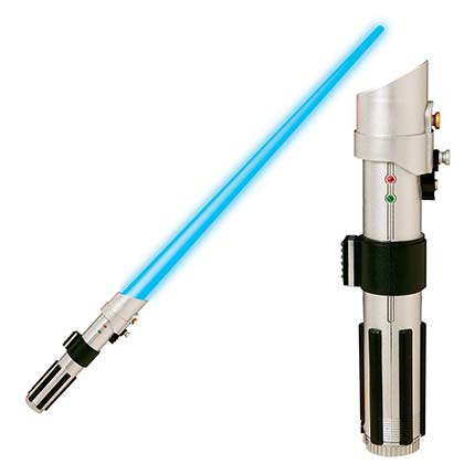 Spada Laser Star Wars Luke Skywalker