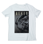 T-shirt Alien Dead Head