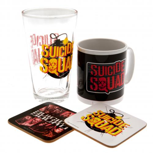 Set Regalo Suicide Squad