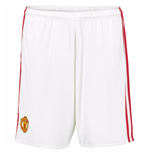 Pantaloncini Short Manchester United 2016-2017 Home (Bianco)