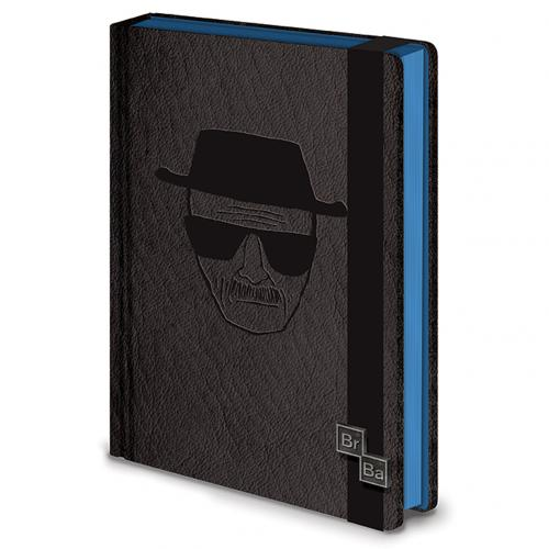 Agenda Breaking Bad Premium A5