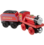 Mattel CDJ05 - Thomas And Friends - Wooden Railway - Mike