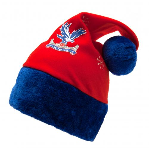 Cappello Natalizio Crystal Palace f.c.