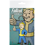 Fallout - Vault Boy Thumbs Up (Portachiavi)