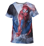 T-shirt Spider-Man web shooter