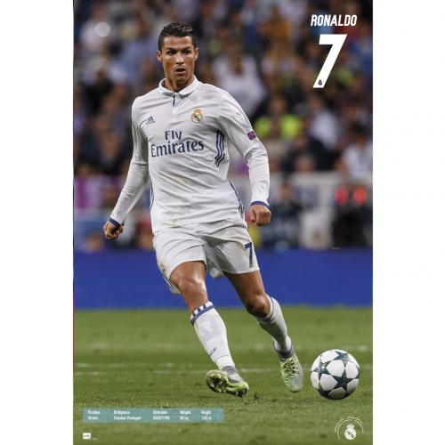Poster Real Madrid Ronaldo 46
