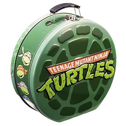 Contenitore portapranzo tartarughe ninja per soli 18 03 for Contenitore per tartarughe