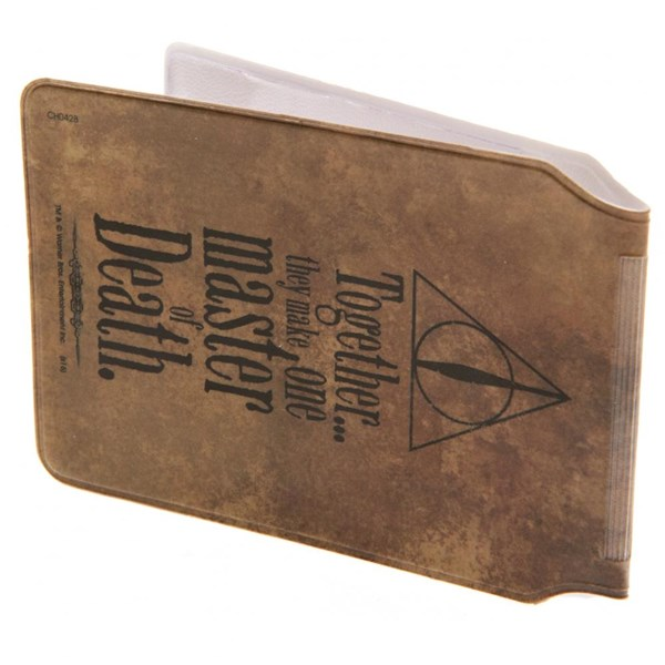 Porta carte di credito Harry Potter Deathly Hallows