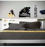 Sticker Murale Real Madrid Logo