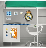 Sticker Murale Real Madrid 3D Hole