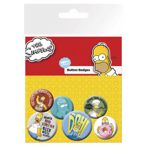 Set Spille I Simpson