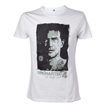 T-shirt Uncharted - Drake compas