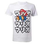 T-shirt Super Mario - Japanese Mario