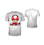 T-shirt Super Mario - I Need A Power Up
