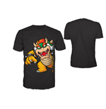 T-shirt Super Mario Bowser