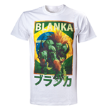 T-shirt Street Fighter - Blanka Character