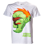 T-shirt Street Fighter - Retro Blanka
