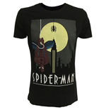 T-shirt Marvel - Spiderman up side-down
