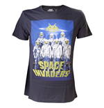 T-shirt Space Invaders 239205