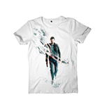 T-shirt Quantum Break - Jack Joyce