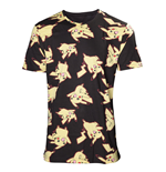 T-shirt Pokémon - Pikachu All over Print