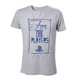 T-shirt PlayStation - This is for the Players