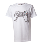 T-shirt PlayStation Controller